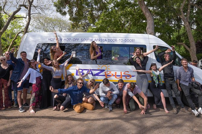 21-Day Pass Hop-on Hop-off Baz Bus Travel Pass-Durban departure photo 1