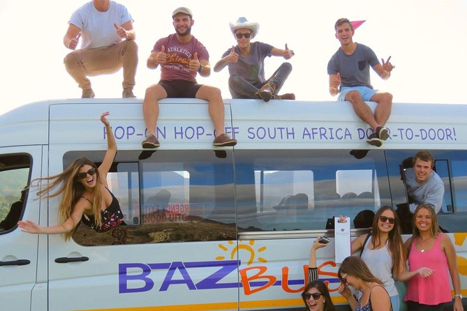 Baz Bus Hop-on Hop-off Bus Service