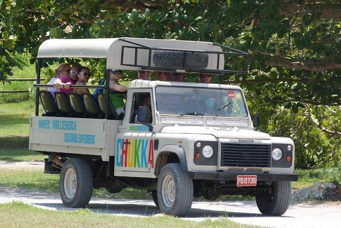 Chukka's Jeep Safari Adventure Tour from Montego Bay