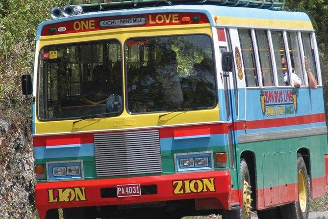 Ocho Rios Zion Bus Reggae Tour