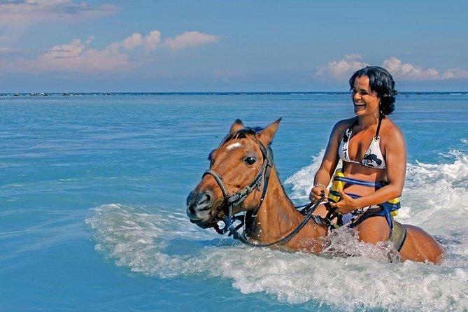 Chukka Horseback Ride N Swim