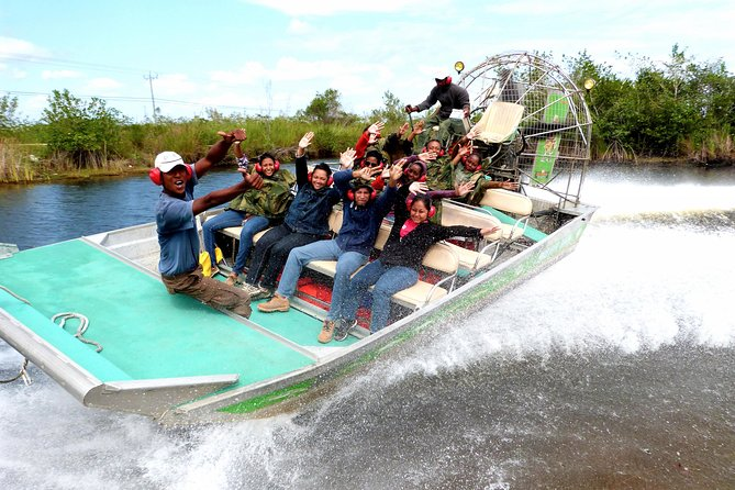 Lost World Crystal Cave Tubing &Airboat Adventure