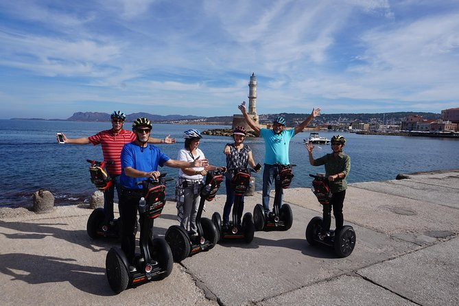 Old City And Harbor Combo Tour