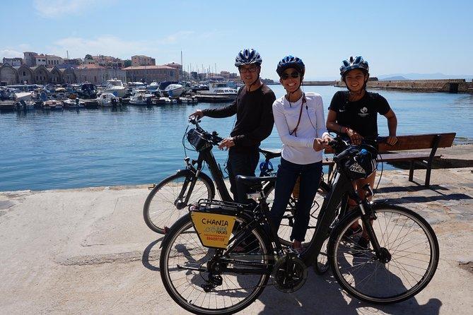 Chania Exploration Bike Tour