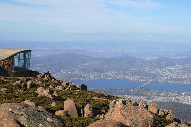 Mt Wellington Tour and MONA Admission