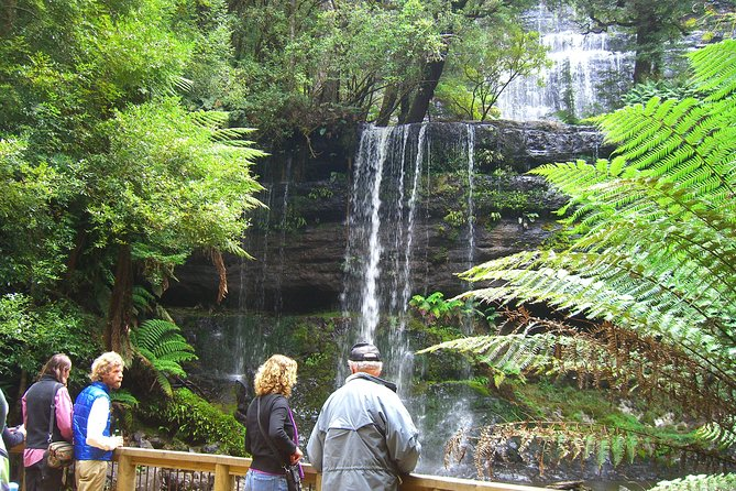 Mt Field National Park and Russell Falls from Hobart photo 1