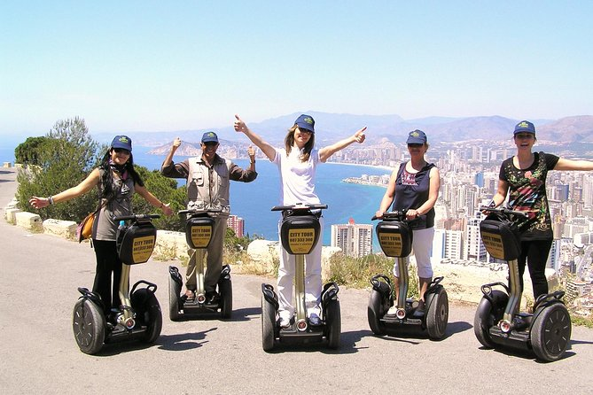 Segway Tour of Benidorm with Route Choice