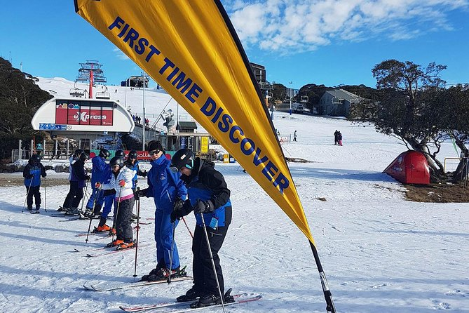 Mt Buller Ski Tour from Melbourne with Beginner Lesson