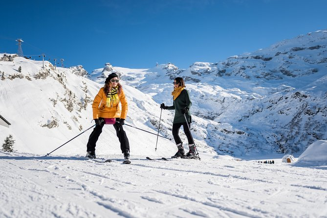 Mount Titlis - First Ski Experience incl. mountain excursion in Engelberg