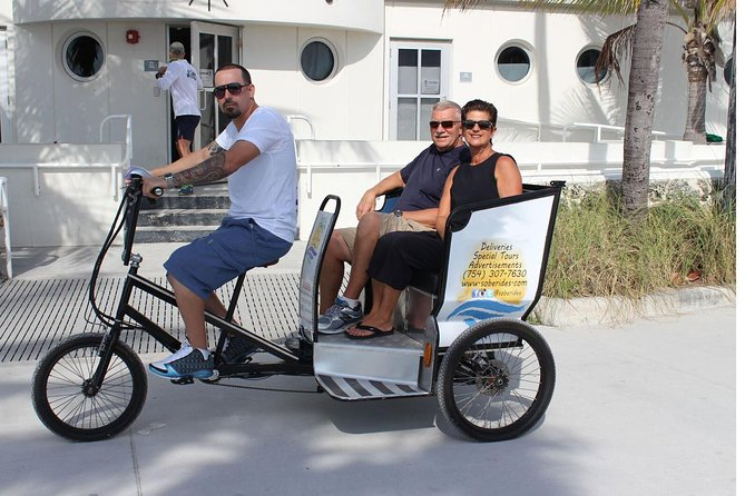 pedicab ecologico