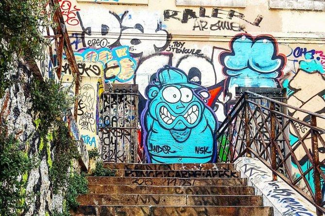 Marseille Street Art Walking Tour