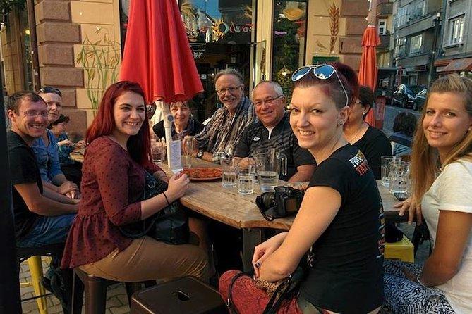3-Hour Private Bulgarian Food Tasting Tour of Sofia