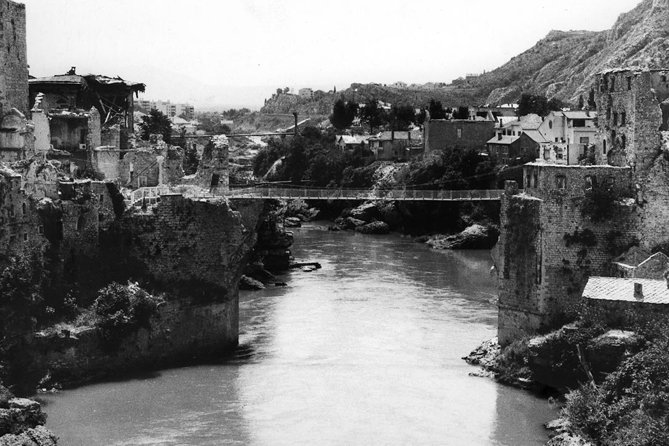 Mostar in War: Historical Walking Tour