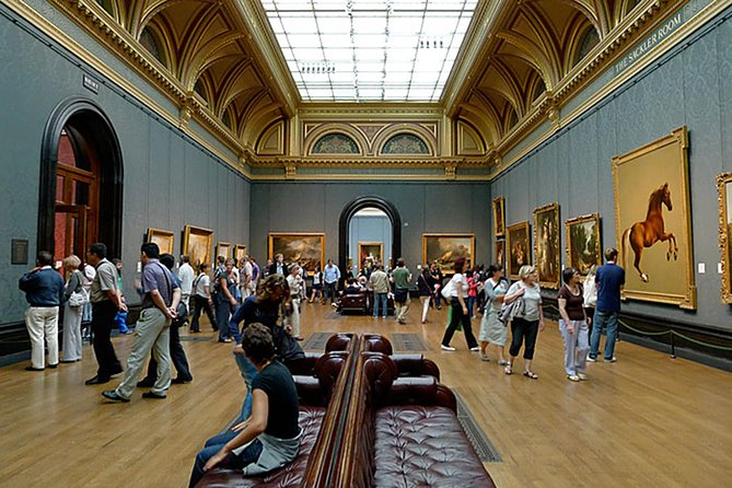 British Museum & National Gallery of London Guided Tour - Semi-Private 8ppl Max