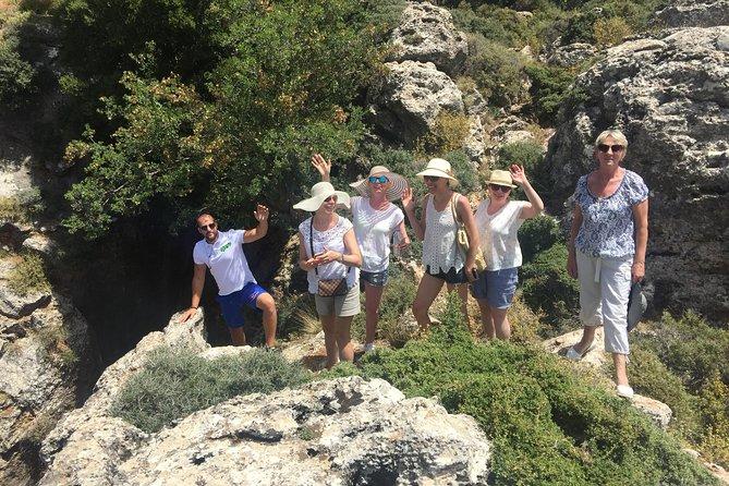 Sarakina Gorge & High Mountains & South Coast & (Luxury Adventure)