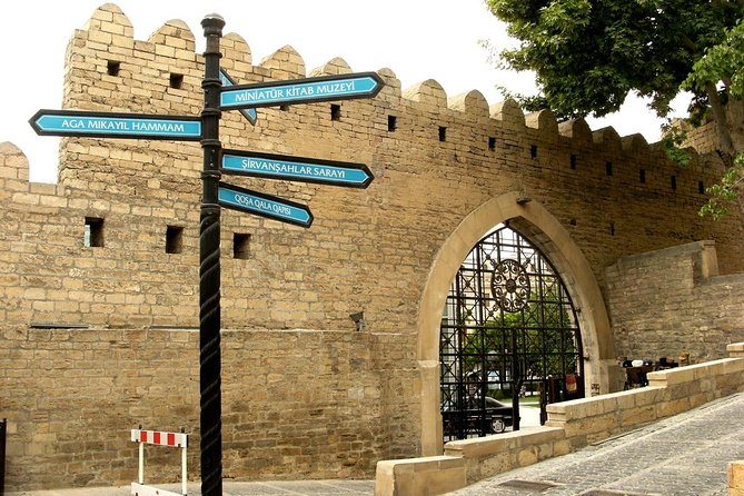 History Walking Tour of Old Baku
