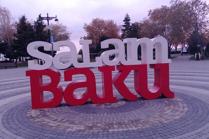 Amazing 3 days Baku trip