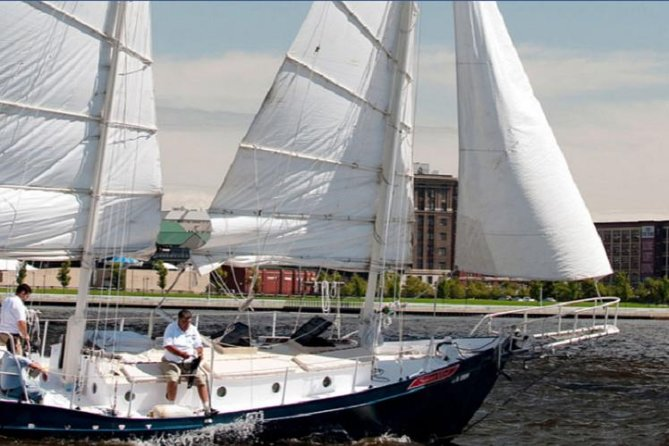 Wine and Cheese Sail in Baltimore Harbor
