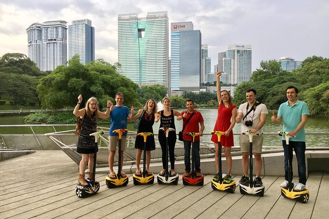 Segway Tour: Guided Eco Ride at KL Lake Gardens including Islamic Arts Museum photo 1