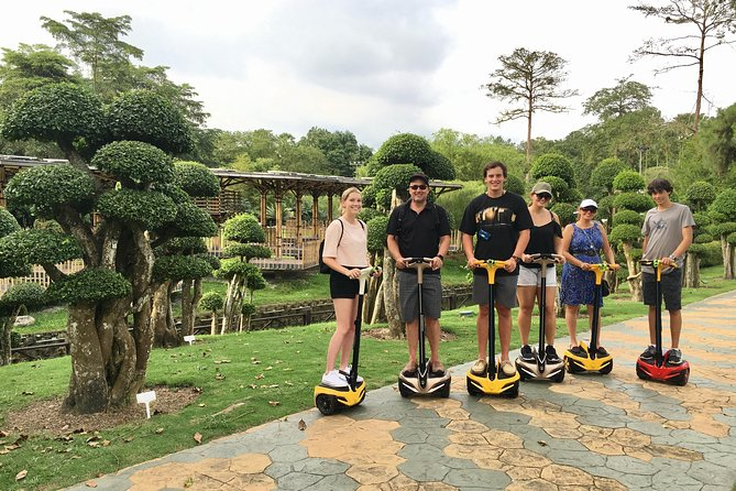 Segway Tour: Guided Eco Ride at KL Lake Gardens including Islamic Arts Museum photo 2