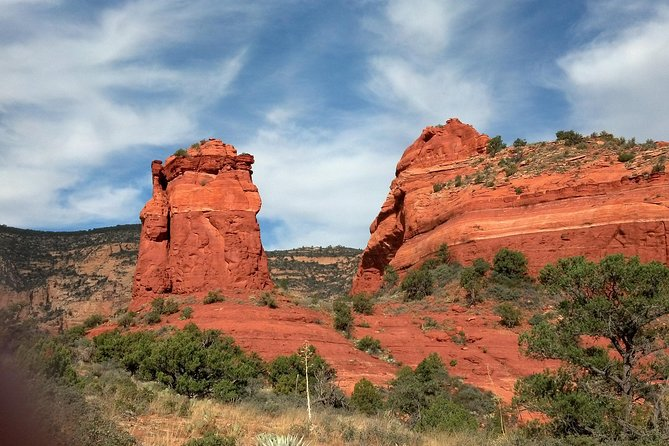 Sedona Vortex Customizable Sedona Chakra / Energy Balancing Journey 3 or 4 hr