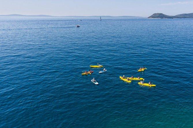 Split Sea Kayaking & Snorkeling Tour