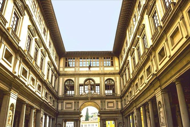 Afternoon Small-Group Uffizi Gallery Tour