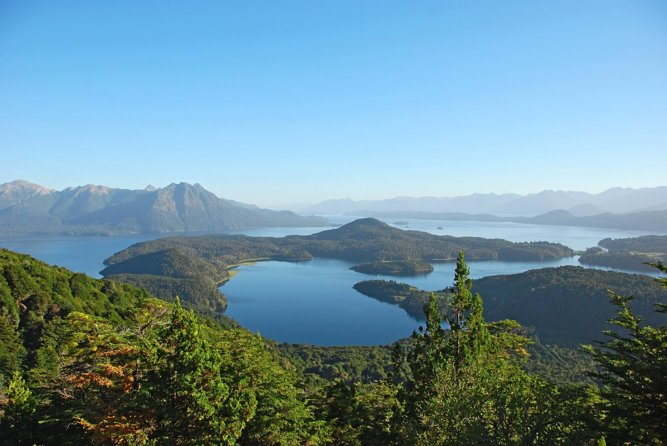 Bella Vista Trekking Tour with Transport from Bariloche