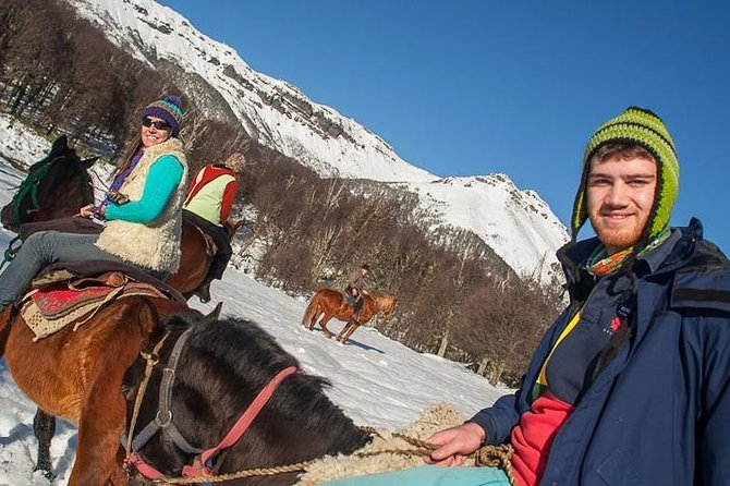 Lanin National Park Horseback Riding Tour: Quila Quina Valley and Mapuche Culture
