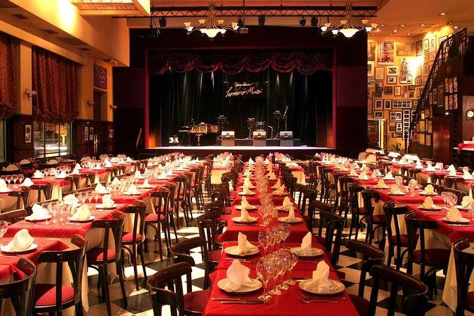 Show de tango Esquina Homero Manzi com jantar opcional