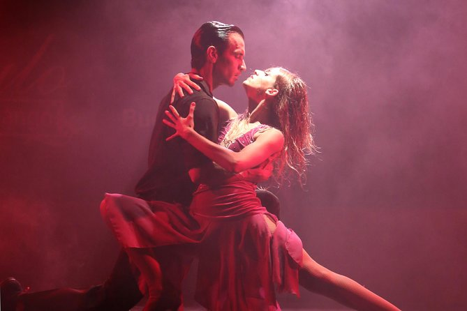 Catulo Tango Show with Optional Dinner in Buenos Aires