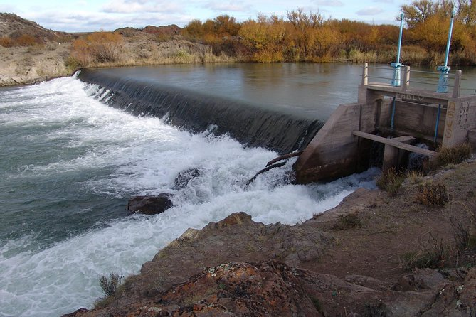 Florentino Ameghino Dam Full-Day Tour from Puerto Madryn
