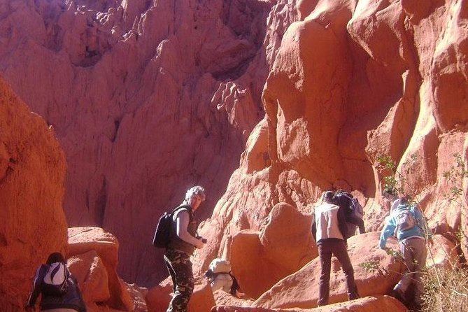 Underground Rivers and Mountain Trekking Tour from Salta