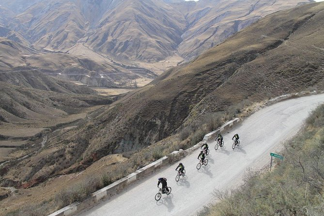 Cuesta del Obispo Mountain Bike Tour from Salta