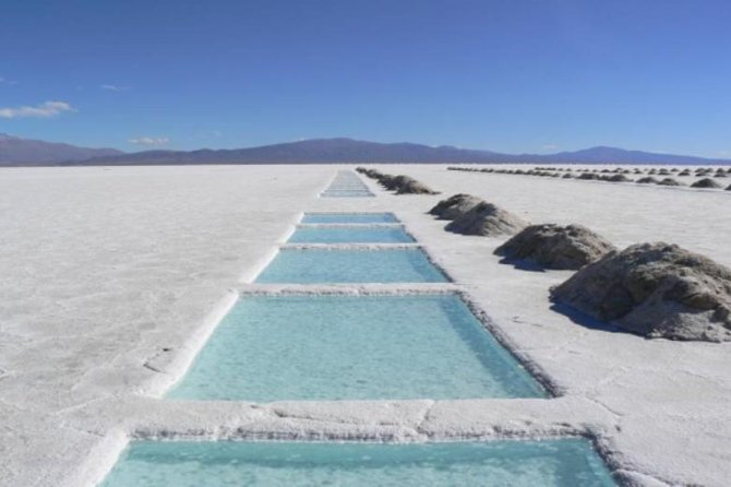 Salinas Grandes and Purmamarca Full Day Tour from Salta