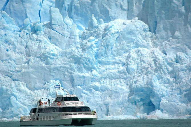 Upsala and Spegazzini Channel Navigation Tour from El Calafate
