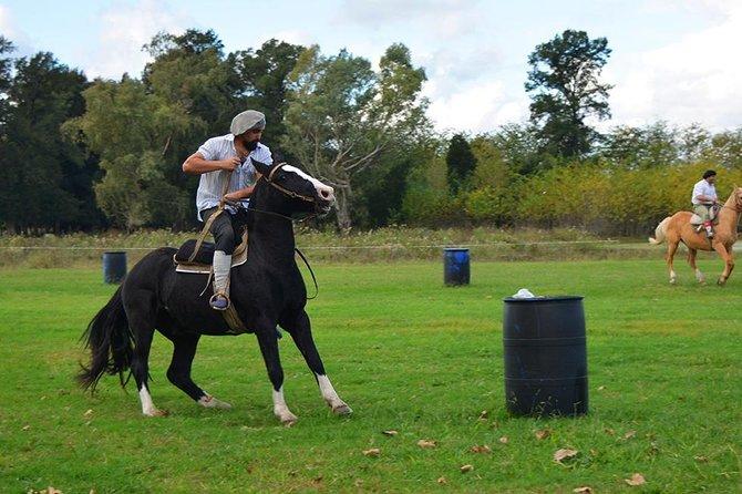 La Candelaria Ranch Gaucho Day Trip from Buenos Aires