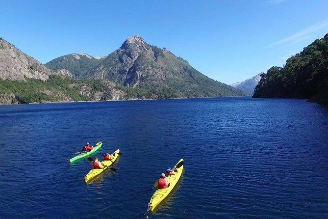 Lake Nahuel Huapi Full-Day Kayaking Trip From Bariloche