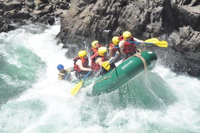 Rafting Manso River To The Chili Border from Bariloche