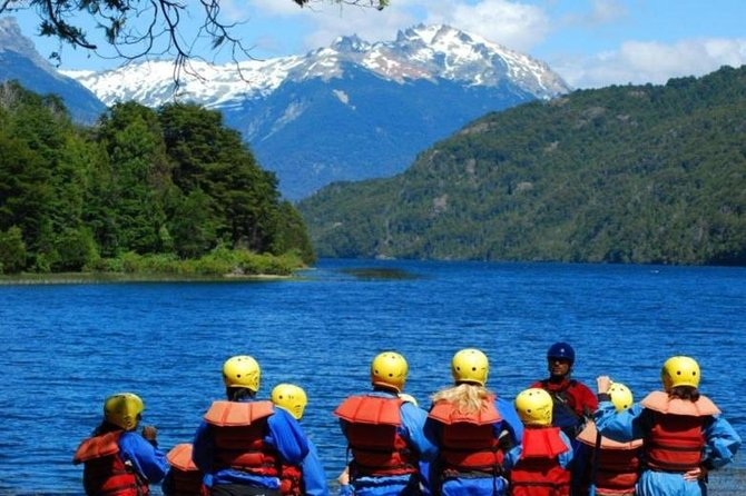 Rafting Lower Manso River From Bariloche