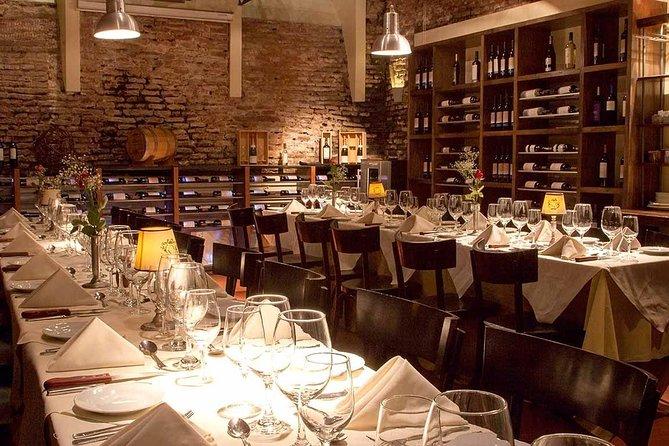 Cata de vinos en Buenos Aires con tapas