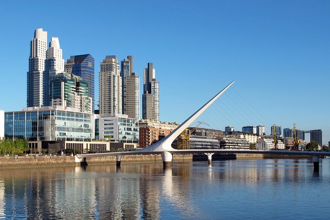 Small Group Buenos Aires City Tour and River Navigation