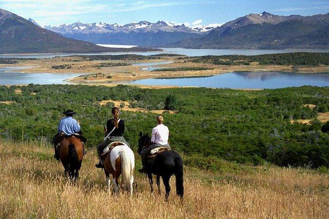 Nibepo Aike Ranch Day and Horseback Riding from el Calafate