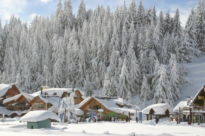 Snow Baptism in Bariloche