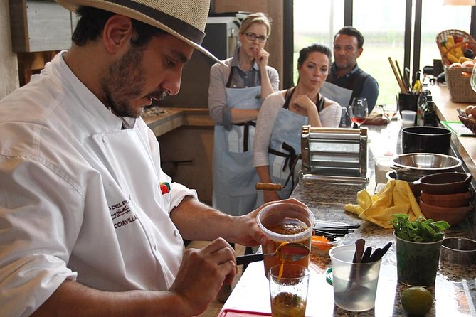 Small Group Cooking Lesson with Lunch from Mendoza
