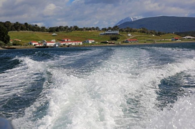 Full Day Beagle Chanel Cruise from Ushuaia & Harberton Ranch Visit