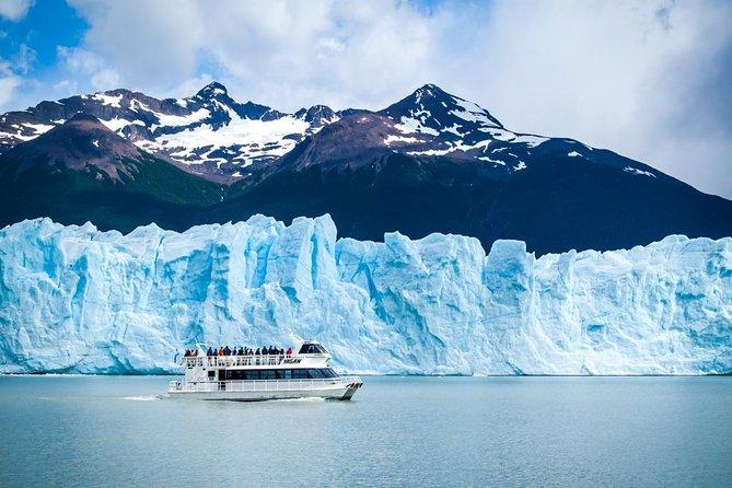 Excursão particular ao Glaciar Perito Moreno com passeio de barco opcional saindo de El Calafate