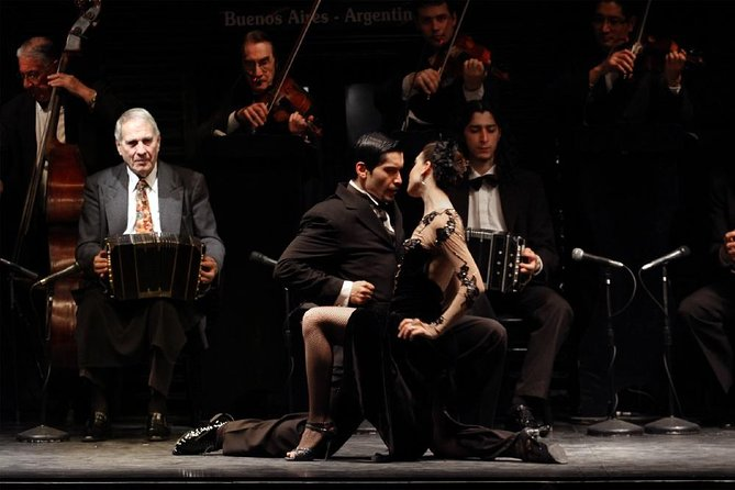 El Aljibe Tango Show and Dinner