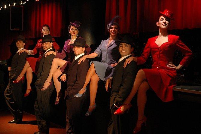 Excursão Terrestre Buenos Aires: Jantar de Tango Rojo e Show de Tango