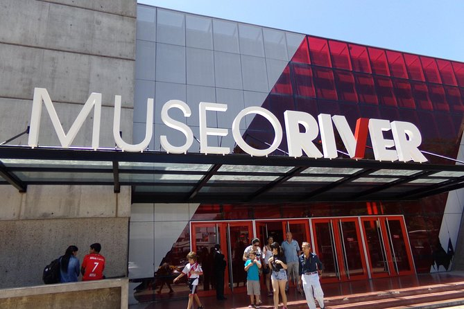 River Plate Stadium and Museum Ticket and Small-Group Tour